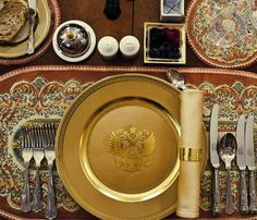 traditional russian table setting - Cerca con Google | Table ...