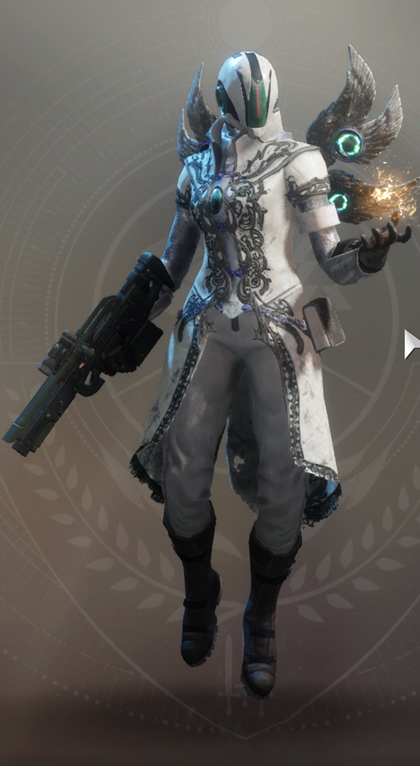 Made this for my Dawnblade when I got the Midnight Sun