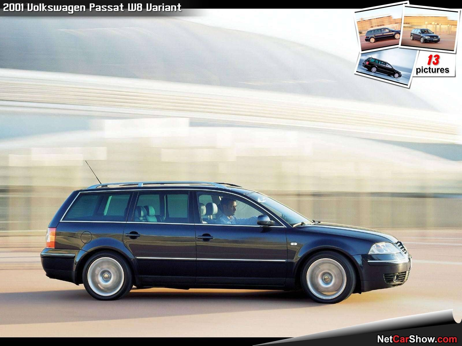 Passat W8 Sw 2001 Vw Passat Volkswagen Volkswagen Passat