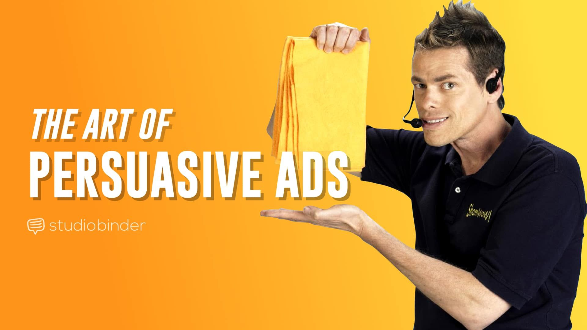 You can wield tremendous power by mastering persuasive