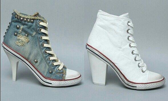 Cute sneakers high heels | Sneaker