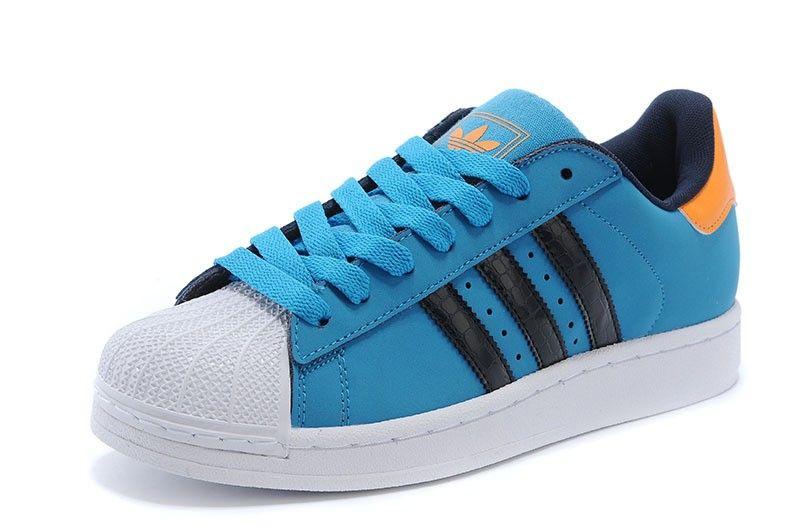 Zanahoria impermeable capitán  Adidas Originals Superstar II Blue Navy Classic Unisex Mens Womans Sneakers  G99859 | Adidas superstar, Adidas superstar ii, Adidas