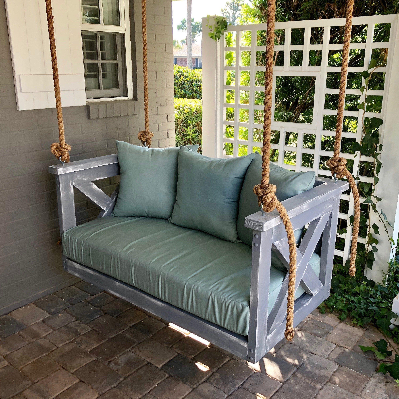 Indoor Outdoor Swing The Peninsula Swing Bed Free Shipping Bedswing Bed Swing Outdoor Swing Porch Swing