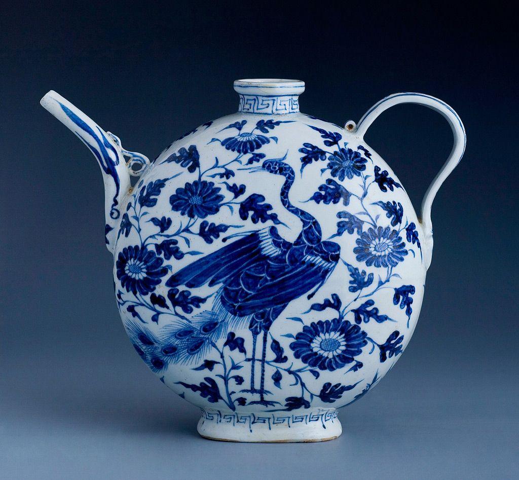 Teapot. Yuan Dynasty (1260-1368), China. | . Théière | Tea ...