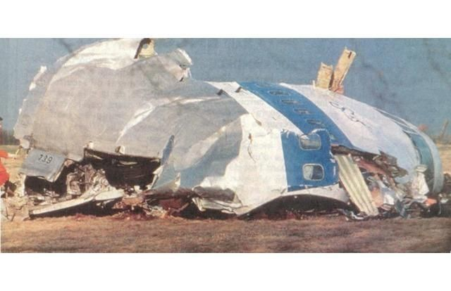 18 Of The Worst Plane Crashes In History That Will Make You Never Want To Fly Again Lockerbie Crash History