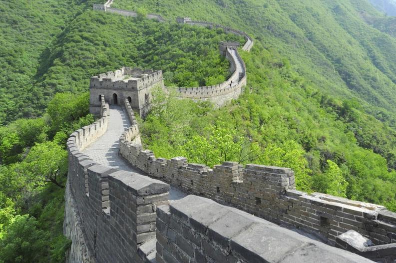 Por Qué Fue Construida La Gran Muralla China La Gran Muralla China Viaje A Asia Muralla China