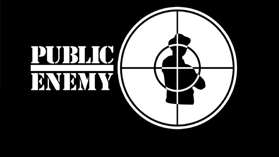 Hip Hop Rap Public Enemy Public Enemy Logo In 2019 Hip