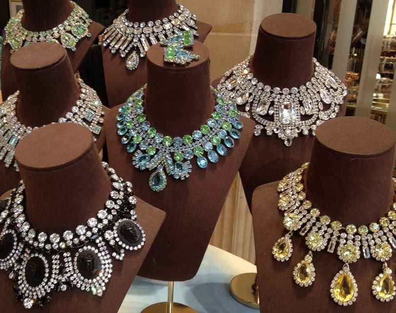 Bling At Bendel S Sparkle Jewelry Vintage Costume Jewelry Jewelry Inspiration