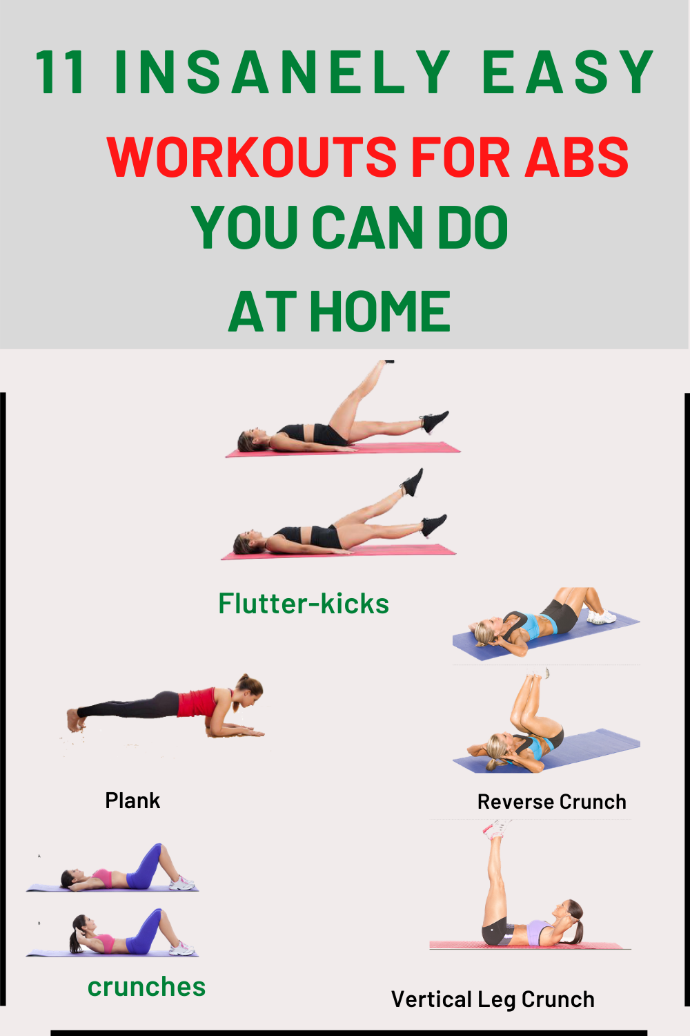 Pin on Belly Fat Burning Exercises