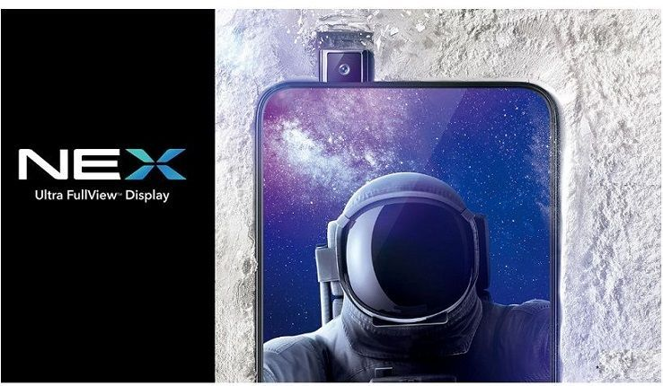 Vivo NEX Launched in India PreOrder, Price, Availability