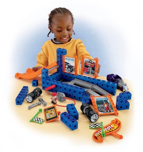Fisher-Price TRIO HOT WHEELS Lift 'n Go Garage coupon  gamesinfomation.com