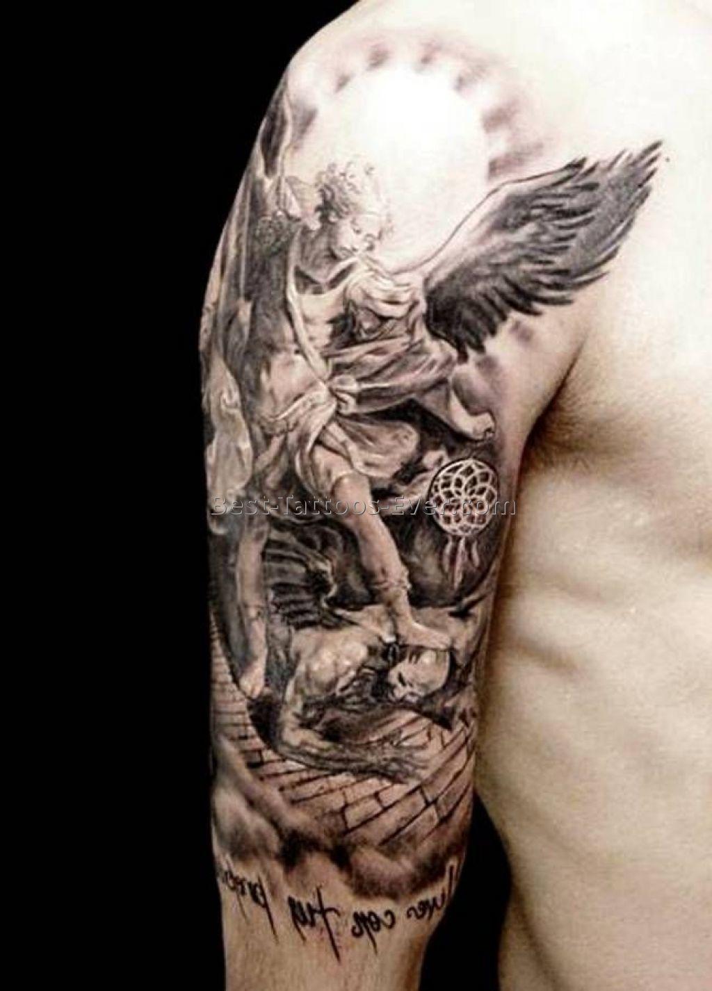 guardian-angel-tattoo-9.jpg (1024×1426) | Guardian angel ...