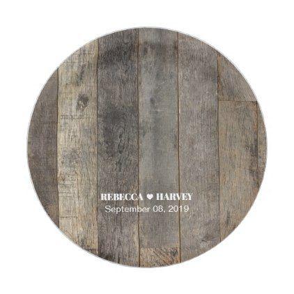 Rustic western country woodgrain barn wedding paper plate | Wedding paper Barn weddings and Outdoor wedding gifts  sc 1 st  Pinterest & Rustic western country woodgrain barn wedding paper plate | Wedding ...