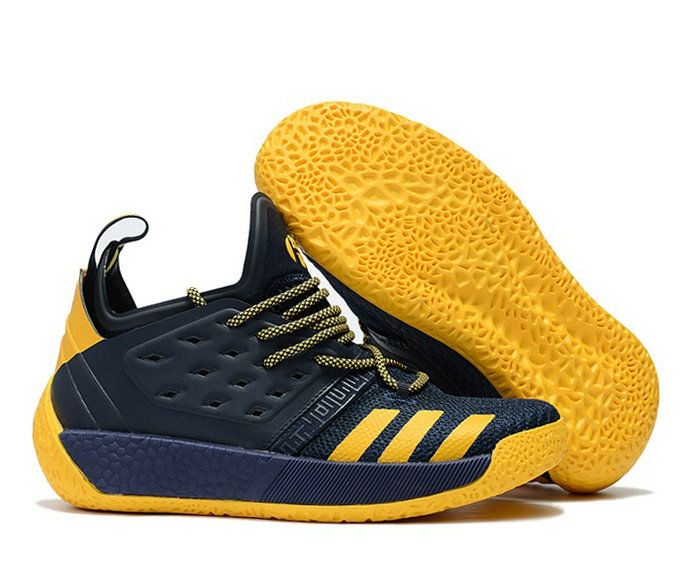 competitive price d162c ca370 New adidas James Harden Vol. 2 Men Basketball Shoes