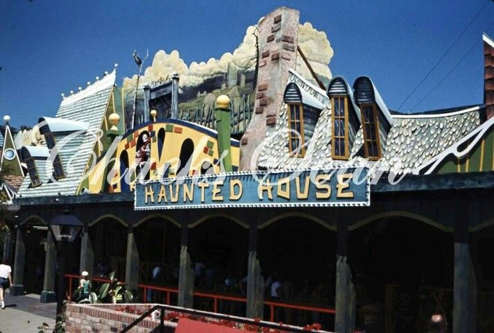 Loved The Haunted House B Denver History Colorado Native