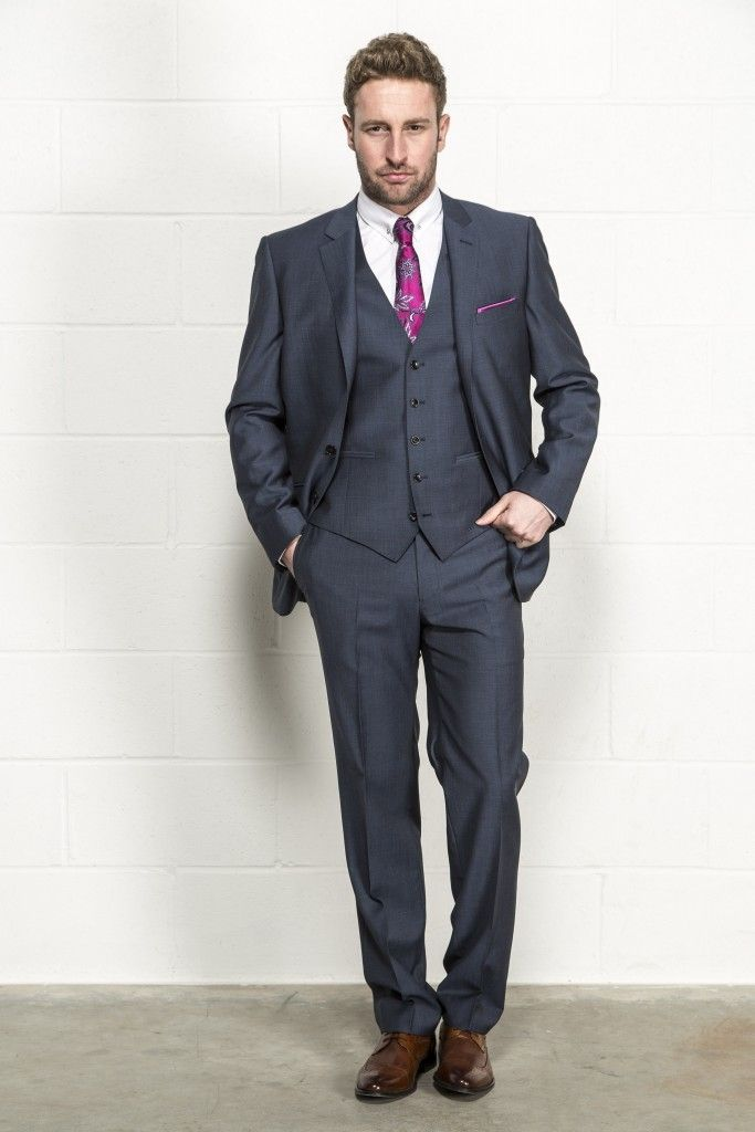 grey suit brown shoes wedding - Google Search | <3 Marry Me ...