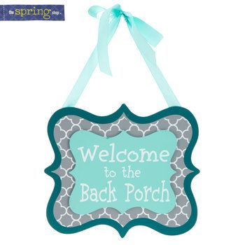Porch Search Results Hobby Lobby Wall Signs The Spring Shop Quatrefoil