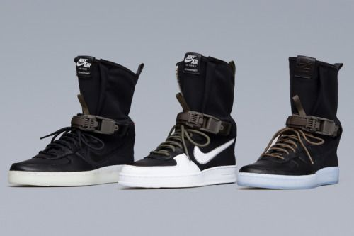 d899846eac5 DAF1-003 via ACRONYM®More sneakers here. | Nike | Nike af1, Sneakers ...