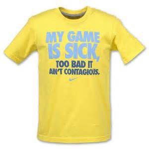 17f564fddc4e Nikes Women s Shirts w Sayings