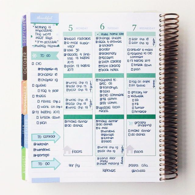 Bullet journal layout Journal Ideas/Suff  Writing/Study Tips - college planner organization
