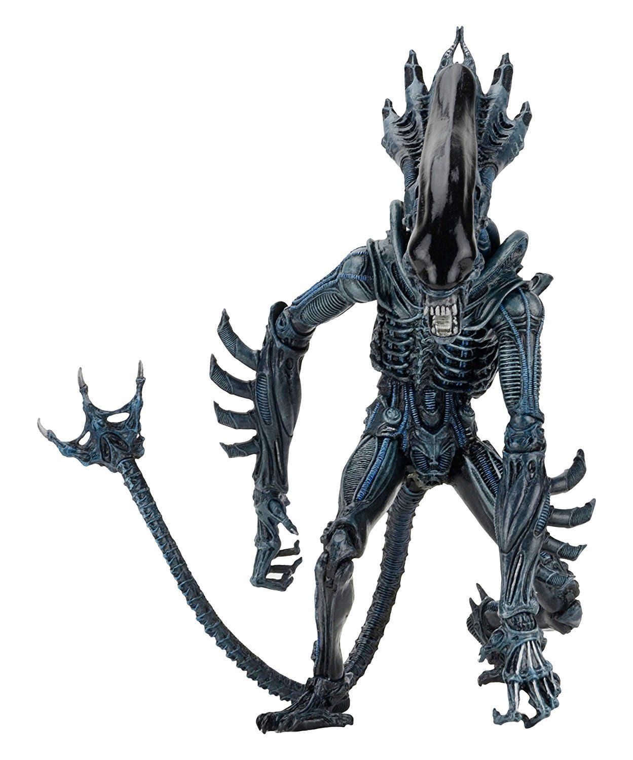 "NECA Gorilla Alien W Face Hugger 7/"" Action Figure Aliens Doll Statue Series 10"