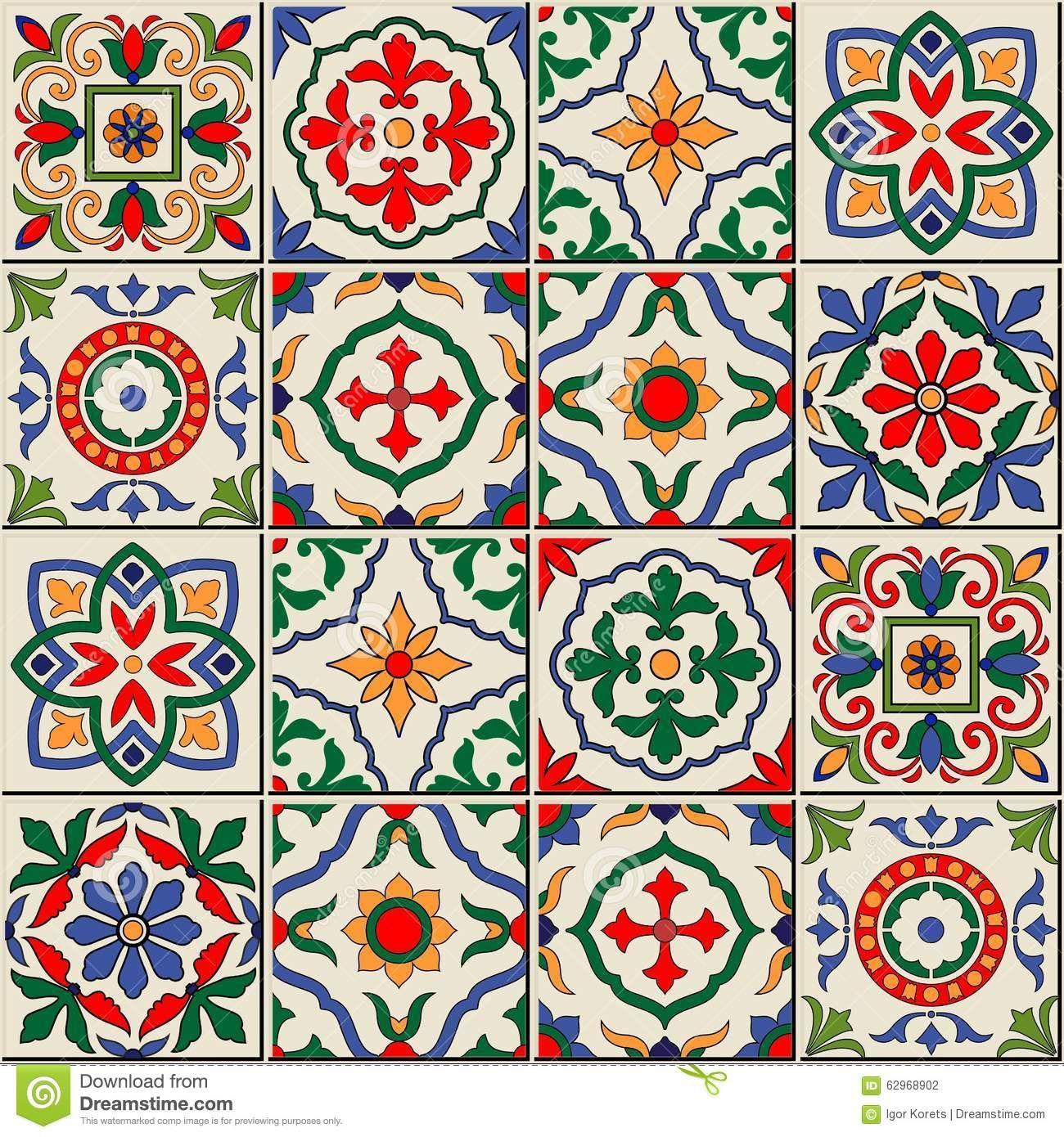 Modelo incons til magn fico tejas marroqu es portuguesas - Telas marroquies ...
