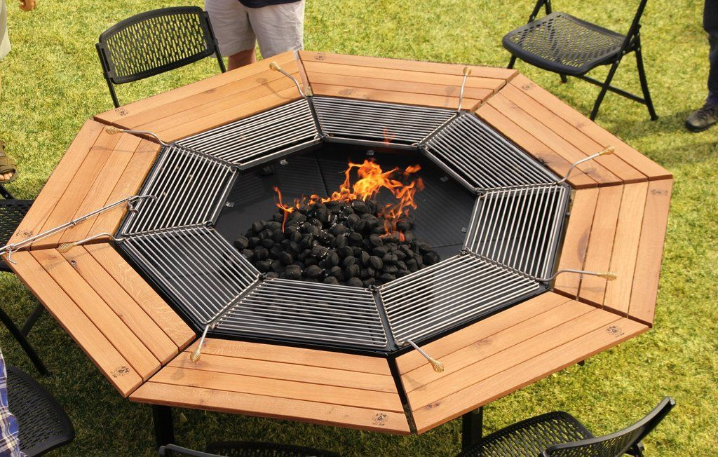 The Jag Eight Fire Pit Decor Outdoor Fire Pit Fire Pit Grill