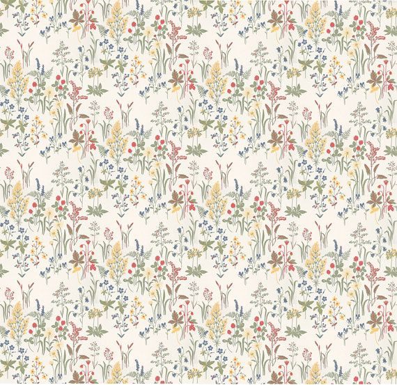 Dolls House Wallpaper By JJWallpapers On Etsy GBP150