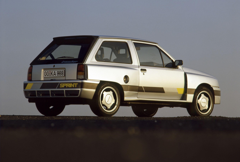 Irmscher Opel Corsa Sprint C A 1985