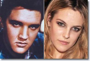Beautiful Photos of Riley Keough, Elvis' Granddaughter in Elle Italia