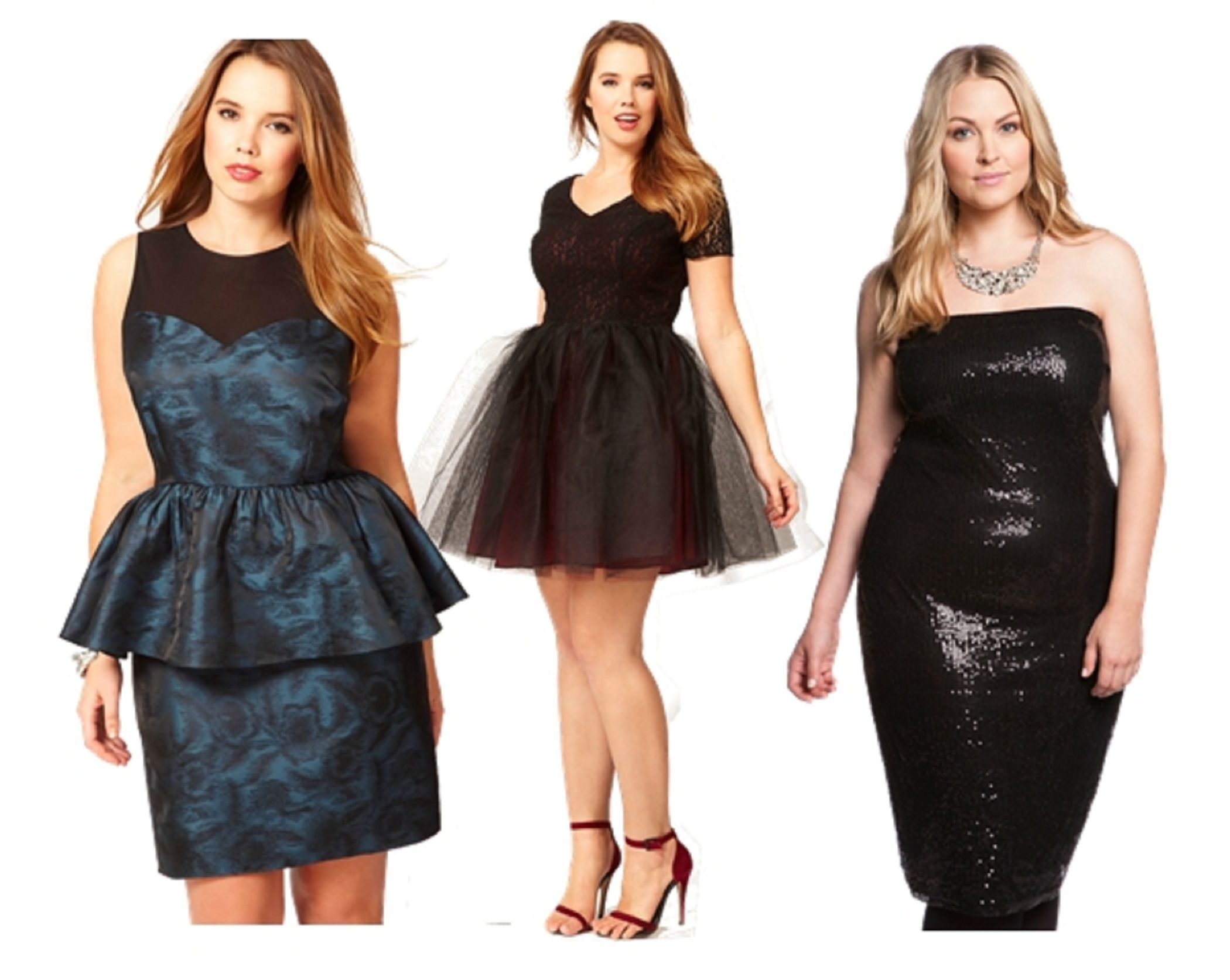 Cheap Junior Plus Size Party Dresses 01 plus curvy plussize ...