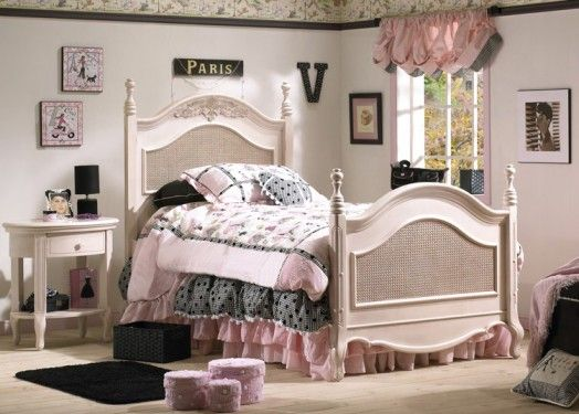 Elegant Charming And Very Elegant Girls Bedroom Furniture 2