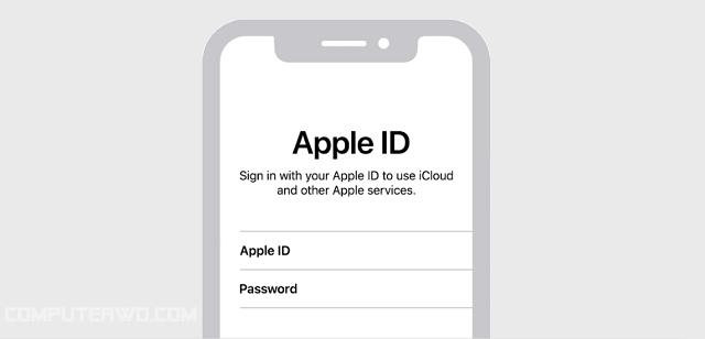 ماذا يحدث عند تسجيل خروجك من معرف آبل Apple Id على ايفون Apple Service Icloud Apple