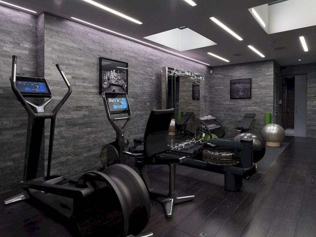 20+ Outstanding Home Gym Room Design Ideas For Inspiration   Home ...