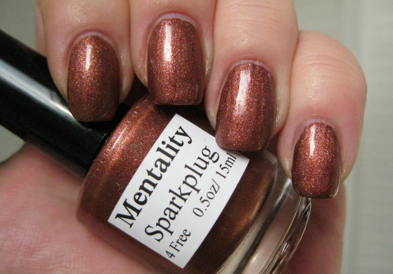 ThatGalJenna: Mentality Nail Polish Review and Swatches