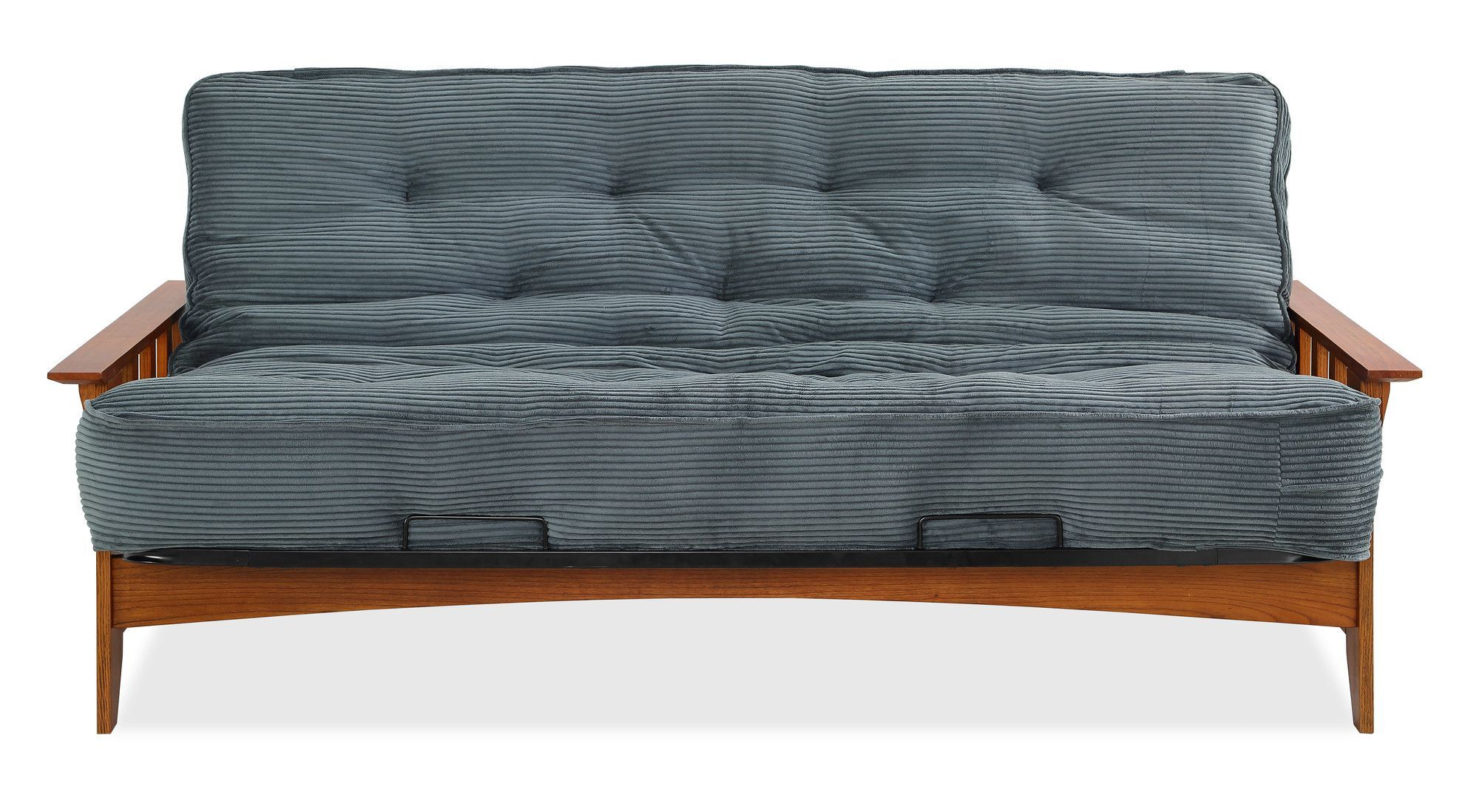 Simmons Futons Seattle Futon And Mattress Color Grey Corduroy