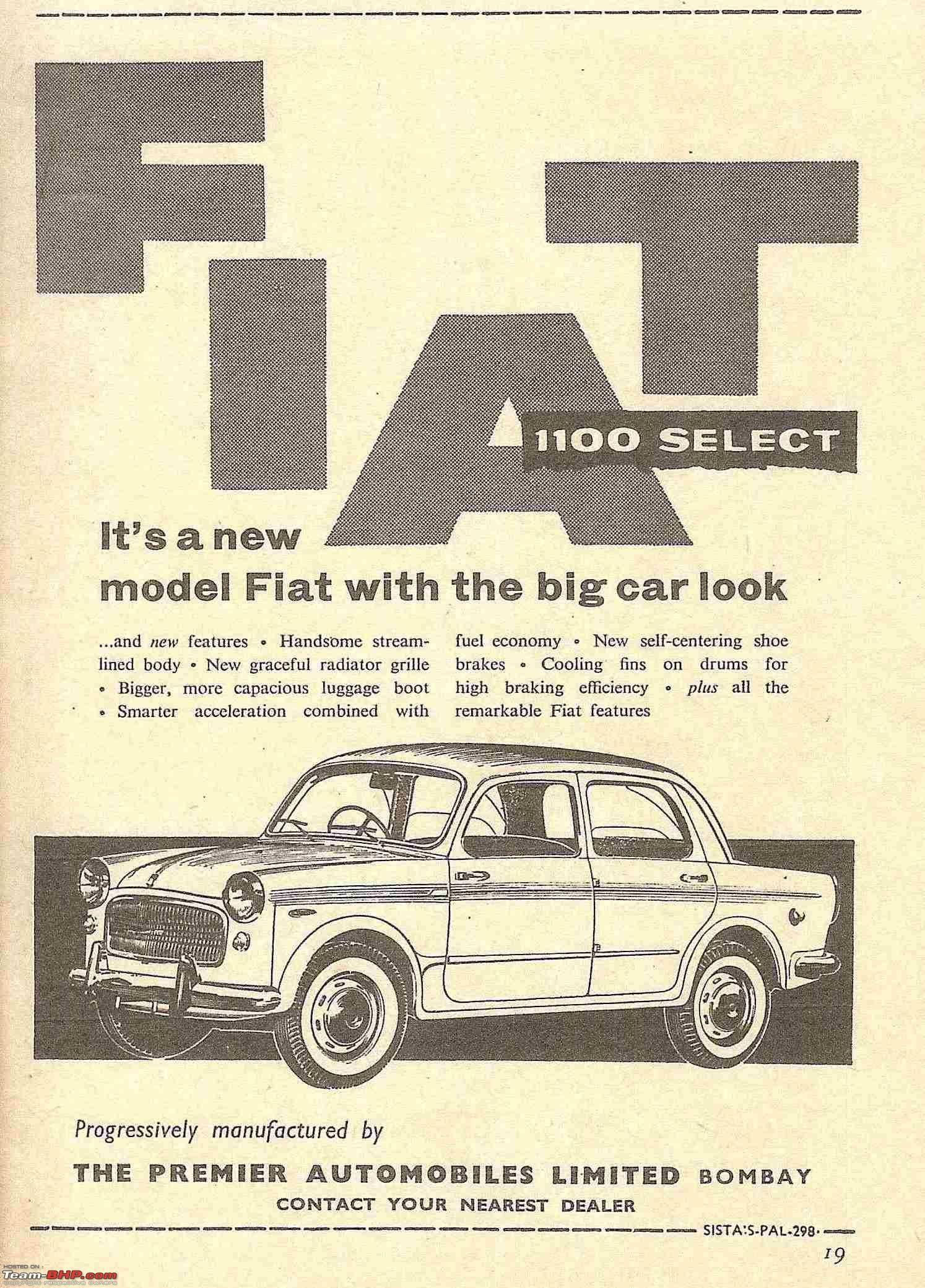 Nsu Fiat Neckar 1100 Image By Peter Stetzuhn Vintage Ads Old