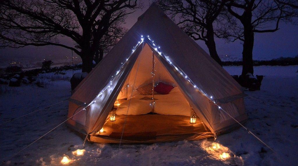 bell-tent-in-snow-269-1024x571.jpg & bell-tent-in-snow-269-1024x571.jpg | Outdoors | Pinterest | Tents ...