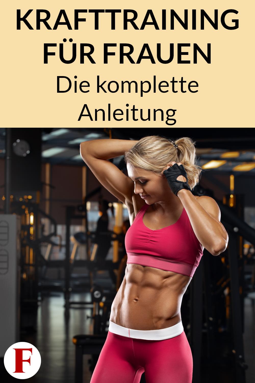 Gewinnen Sie Muskelmasse Diät Frau