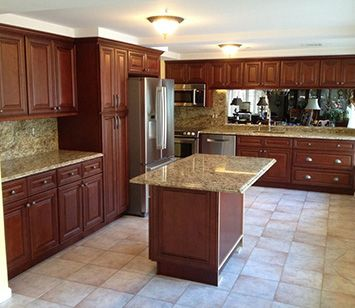 Charleston Cherry Cabinets for Sale at Buffalo Cabinets ...