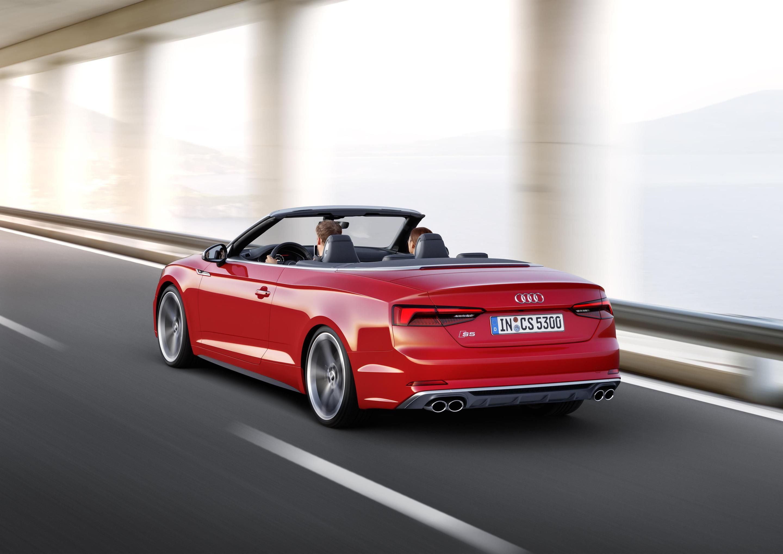 2017 Audi A5 I S5 Coupe Novyj Eksterer Menshe Ves Bolshe
