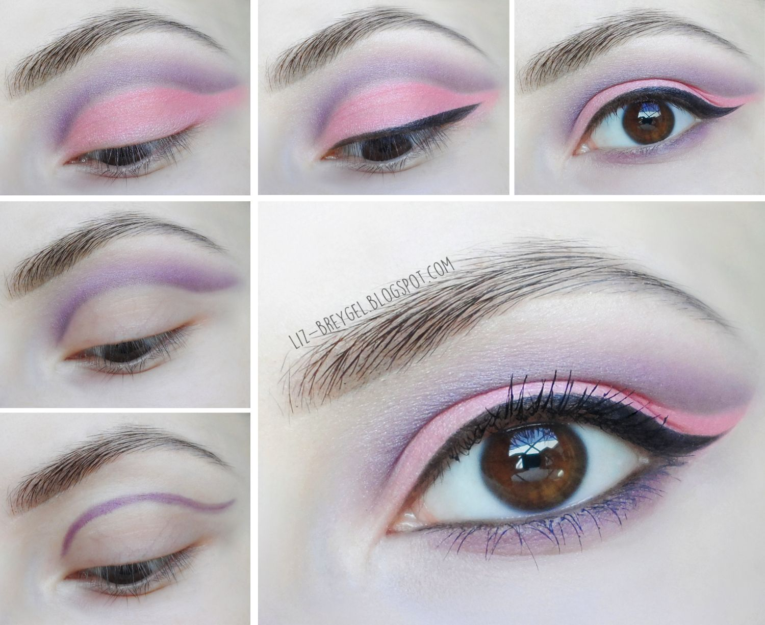 Lovely Pinky-Purple Makeup Tutorial for Valentine's Day Lovely Pinky-Purple Makeup Tutorial for Valentine's Day new foto