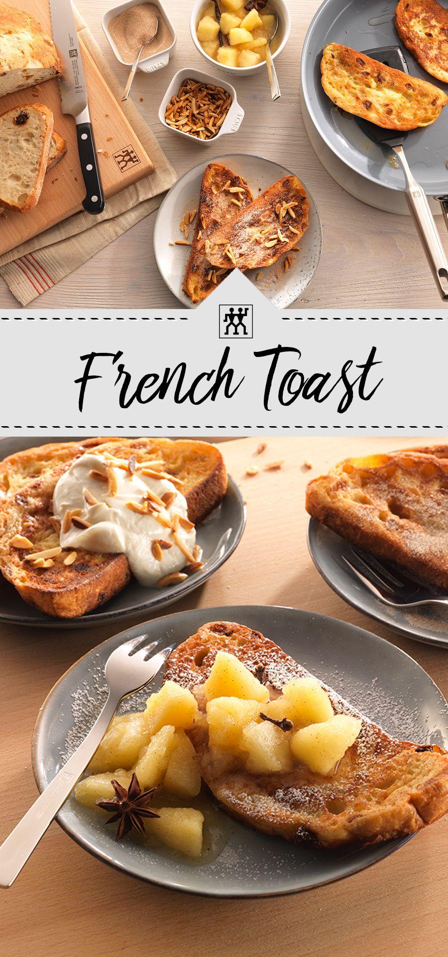 Winterliches French Toast   ZWILLING Online Shop
