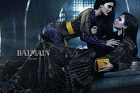 Kendall and Kylie Jenner featured in Balmain's New Campaign