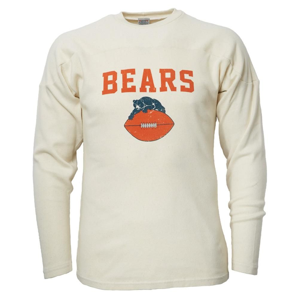Chicago bears football utility shirt bears football