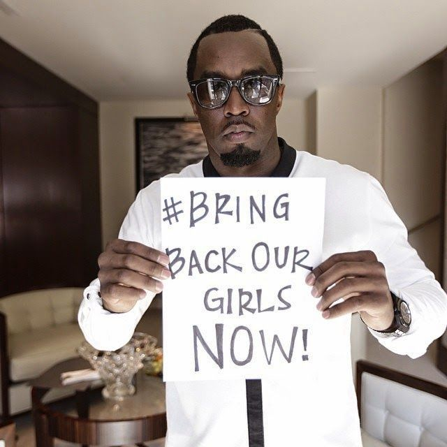 "NOLLYWOOD SPOTLIGHT : ""BOKO HARAM"" OR WHATEVER YOUR NAME IS, #BRINGBACKOURGIRLS!!! SIGN THE U.S.A PETITION WITH INTERNATIONAL CELEBRITES AND ""GENEVIEVE NNAJI""!!"