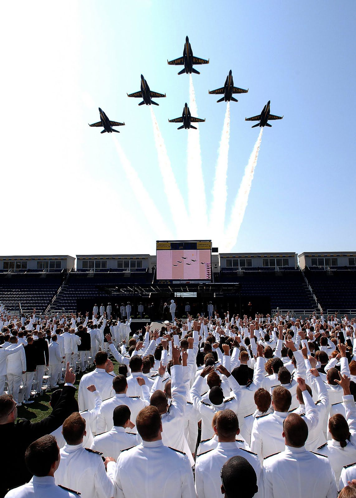 Annapolis is the home of the U.S. Naval Academy and its