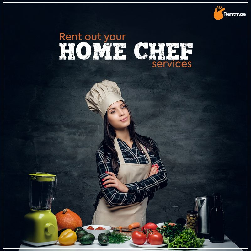 Rent Out Your Chef Services Handyman Services Home Chef Rent