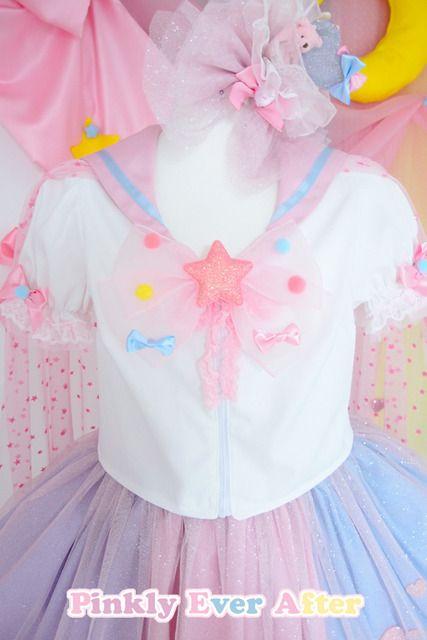 魔法少女コーデが遂に海外進出 世界中の女の子がハマる魔法少女の魅力はやっぱりスゴイ kawaii clothes kawaii fashion pastel fashion