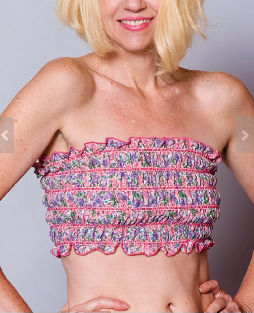 023c5394fc Tube tops! lived in these !! what was I thinking !! had them